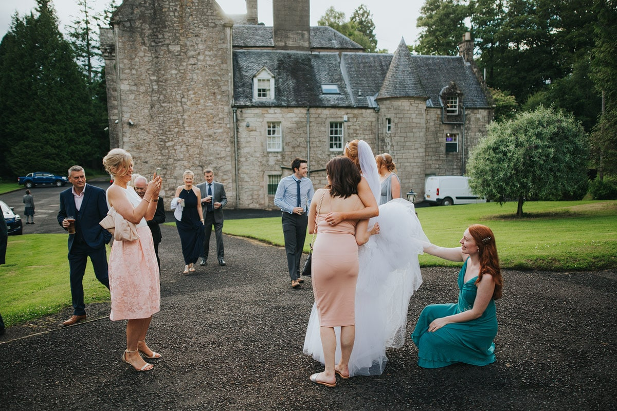 Culcreuch castle wedding photography_Ashleigh and Scott (102)