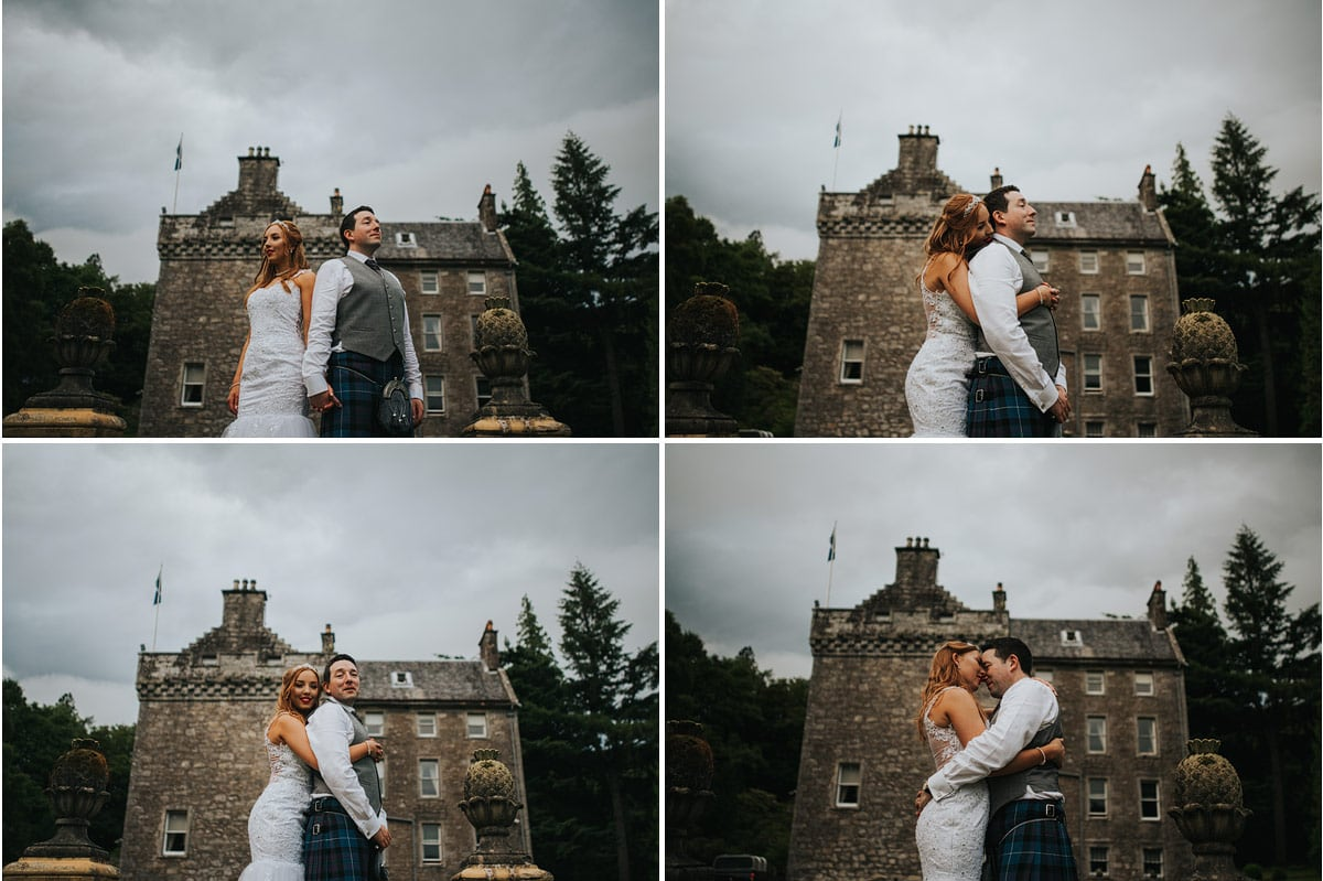 Culcreuch castle wedding photography_Ashleigh and Scott (117)