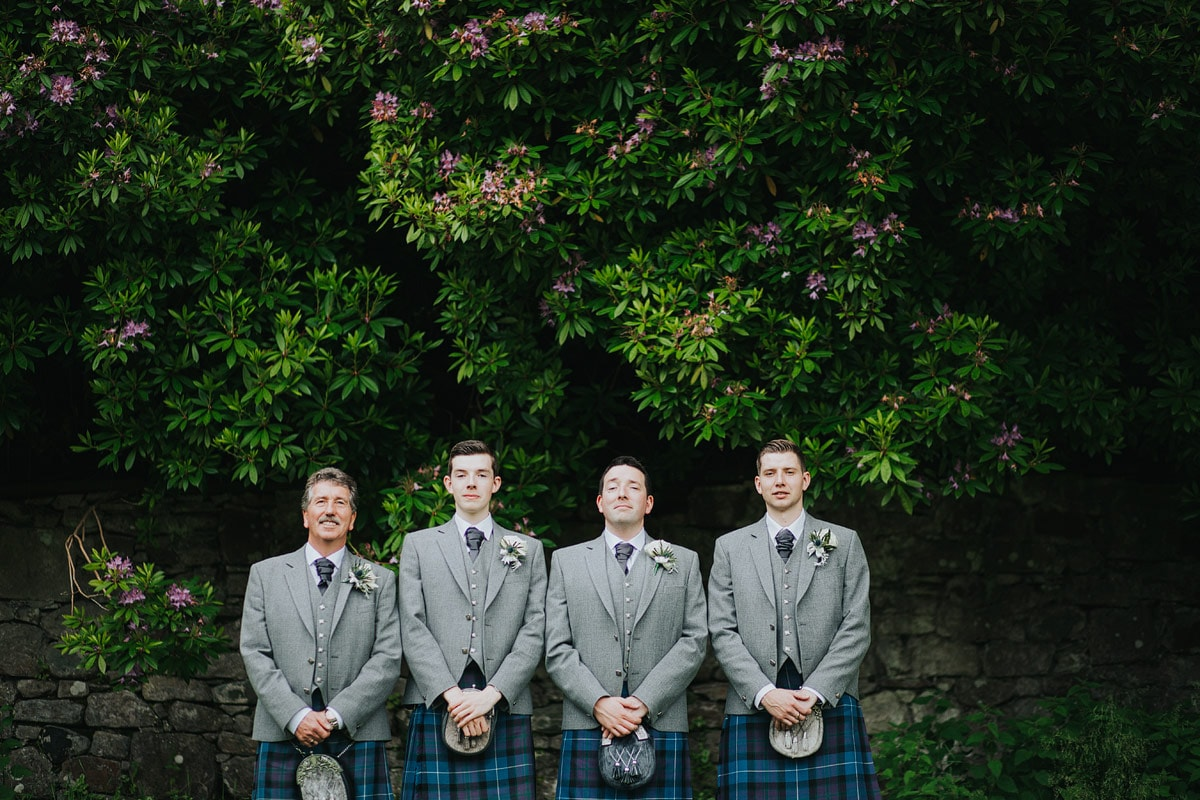 Culcreuch castle wedding photography_Ashleigh and Scott (14)