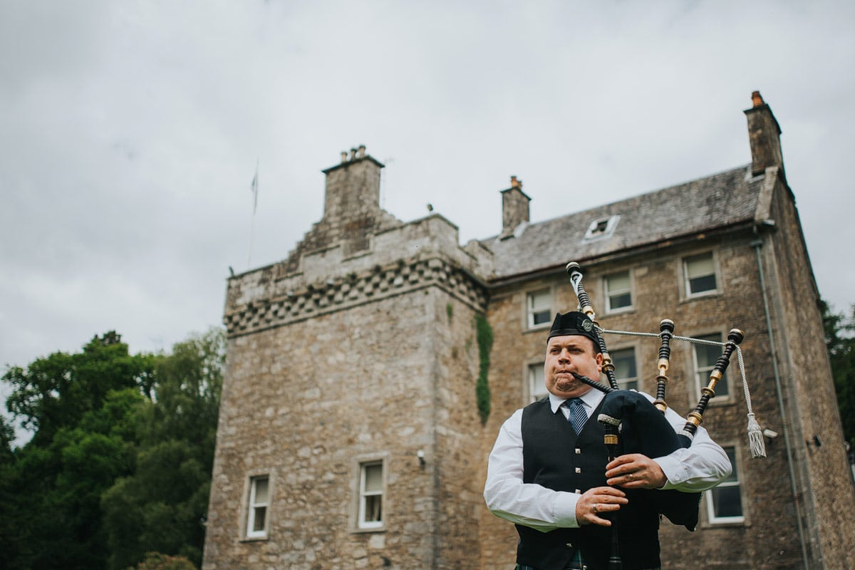 Culcreuch castle wedding photography_Ashleigh and Scott (19)