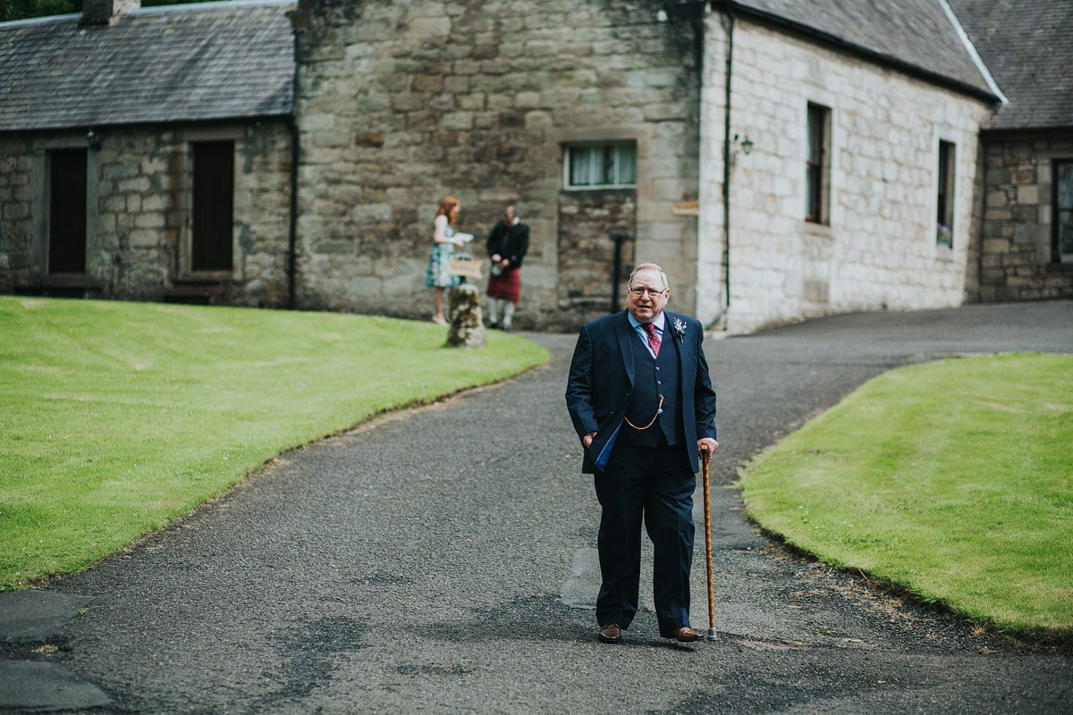 Culcreuch castle wedding photography_Ashleigh and Scott (20)
