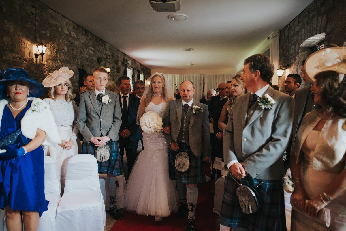 Culcreuch castle wedding photography_Ashleigh and Scott (27)