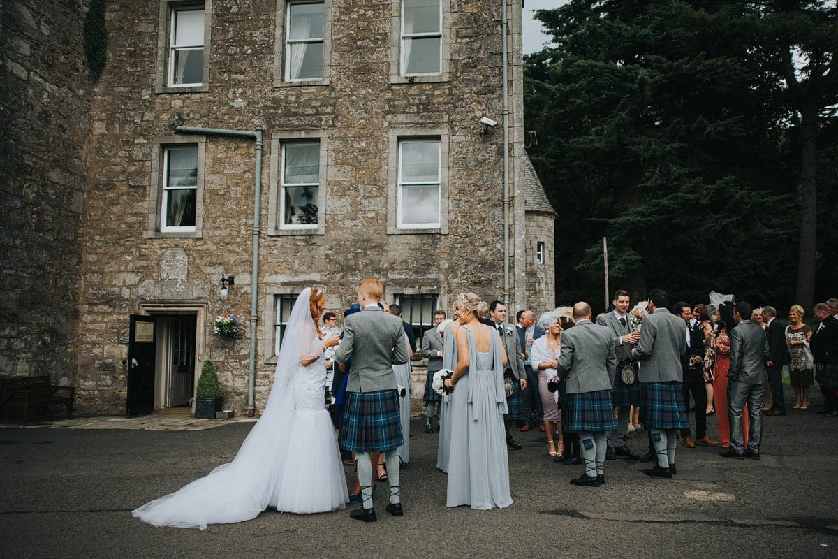Culcreuch castle wedding photography_Ashleigh and Scott (46)