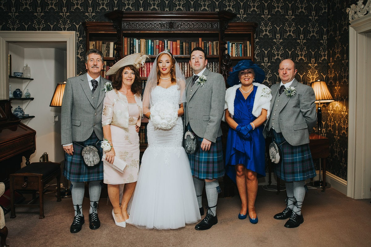 Culcreuch castle wedding photography_Ashleigh and Scott (48)