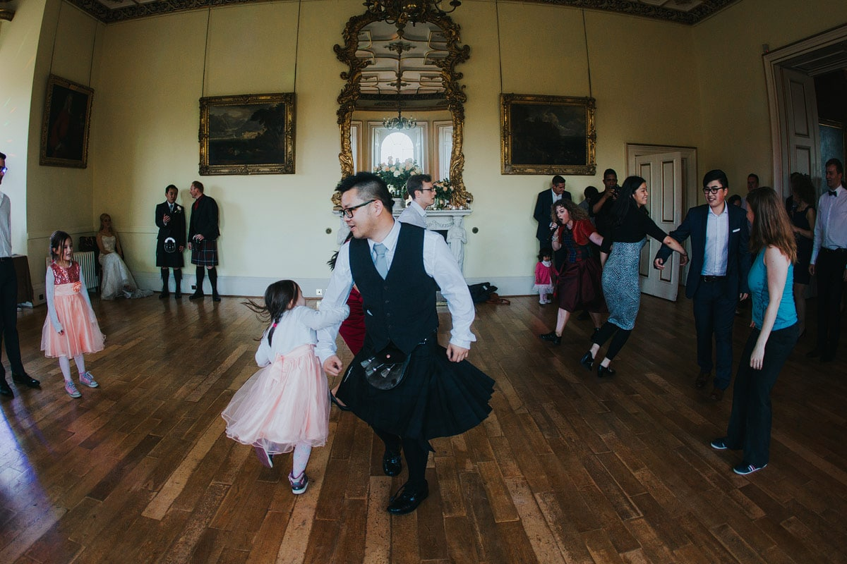 Oxenfoord castle wedding photography (114)