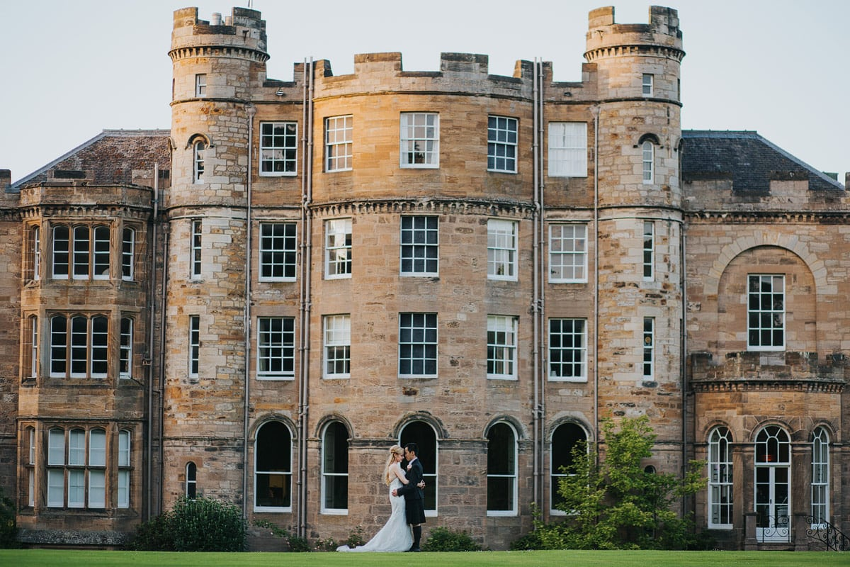 Oxenfoord castle wedding photography (116)