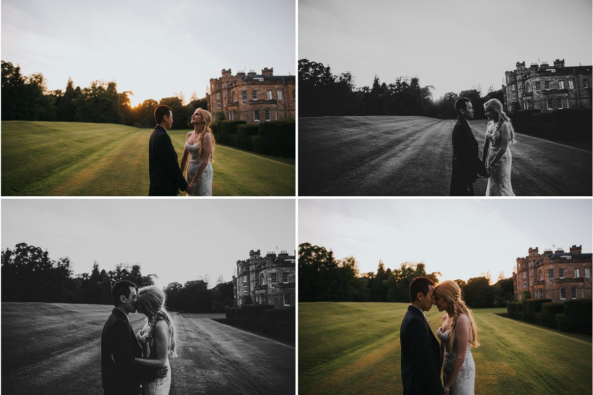 Oxenfoord castle wedding photography (119)