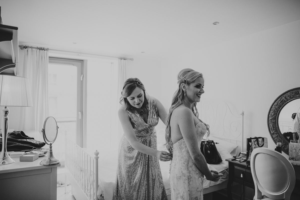 Oxenfoord castle wedding photography (15)