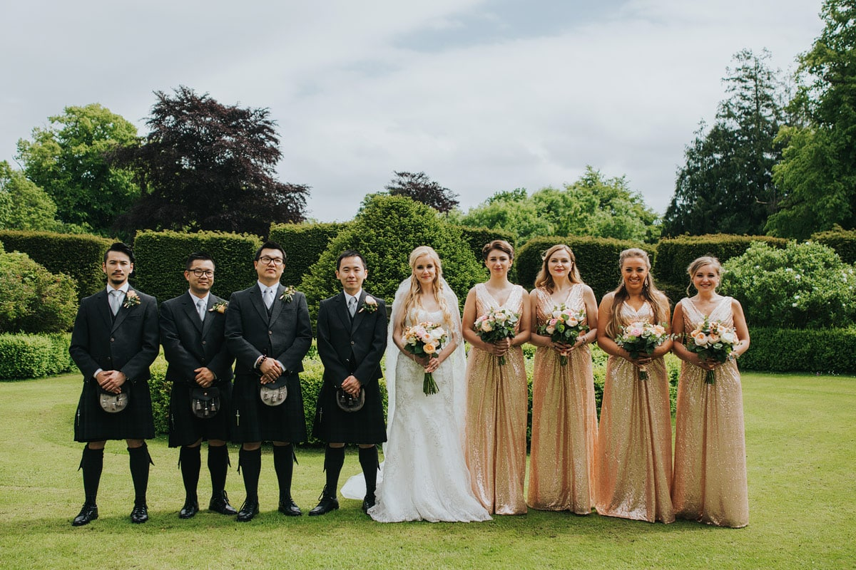Oxenfoord castle wedding photography (52)