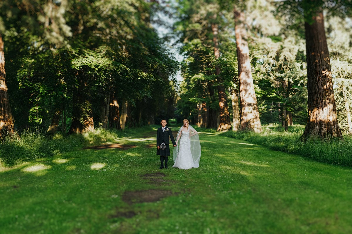 Oxenfoord castle wedding photography (93)