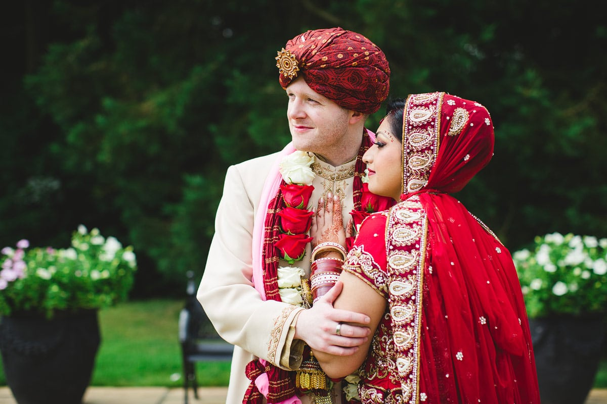 Hindu wedding photographer John Johnston